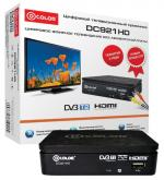 Ресивер D-COLOR DC921HD, черный