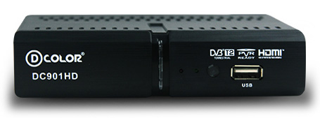 D COLOR DC910HD
